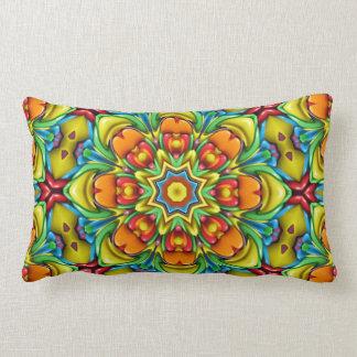 Sunburst Colorful Lumbar Pillows Throw Cushions