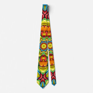 Sunburst Colorful Ties