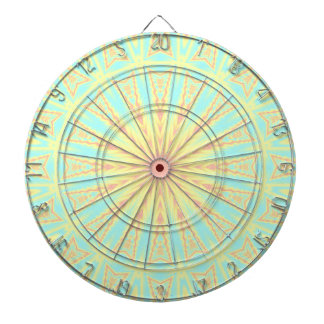 Sunburst Dartboard