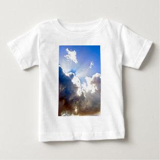 Sunburst from Dark Clouds Baby T-Shirt