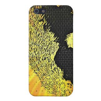 Sunburst Honey Badger iPhone 5 Covers