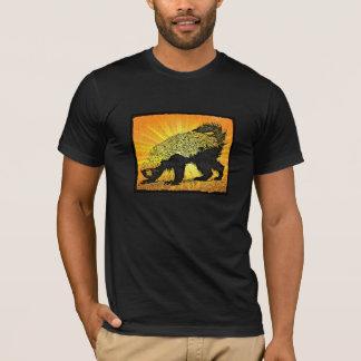 Sunburst Honey Badger T-Shirt