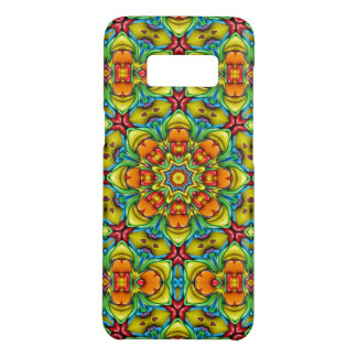 Sunburst Kaleidoscope   Phone Cases