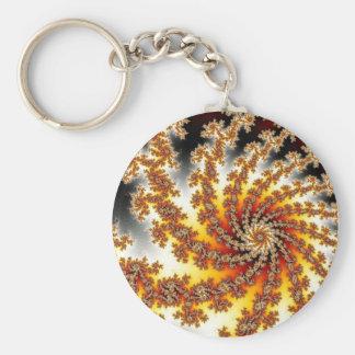 Sunburst Keychains