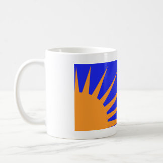 Sunburst - Na Fianna Eireann Coffee Mug