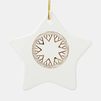 Sunburst One Christmas Ornament