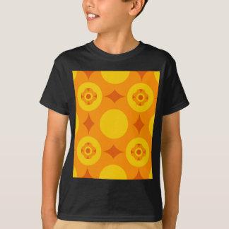 Sunburst Repeatable Circle Pattern Tshirts