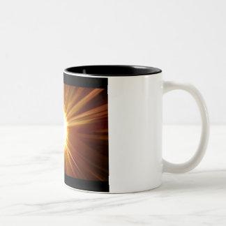 Sunburst! Two-Tone Mug