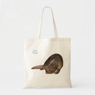 Sunda Pangolin Tote Bag