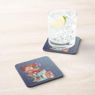 Sundae Chef Drink Coaster