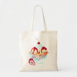 Sundae L.I.F.E. Tote Bags