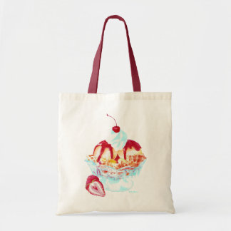 Sundae Tote Tote Bags