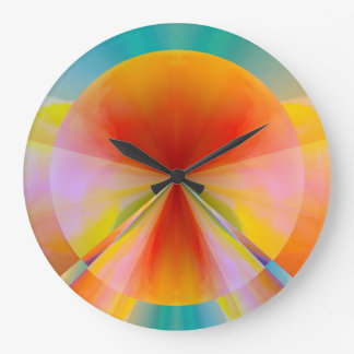 Sundance Round Wall Clock