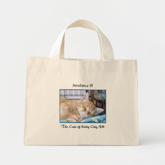 Sundance III, The Cats of Kitty City NM, Sundan... Bag
