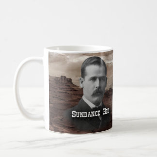 Sundance Kid Historical Coffee Mug