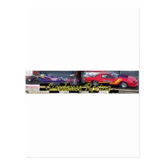 Sundance Racing Postcard