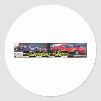 Sundance Racing Round Sticker