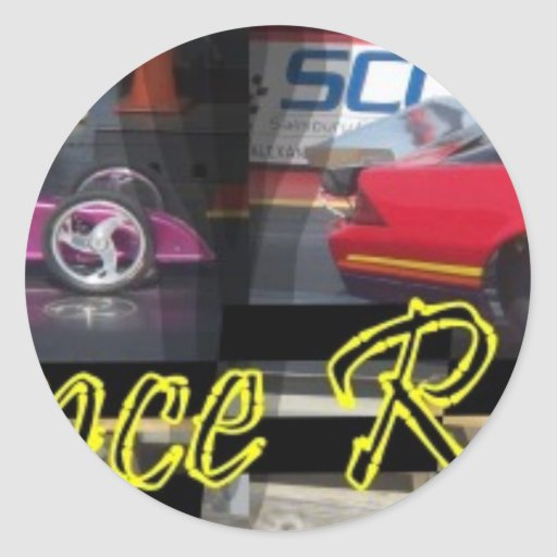 Sundance Racing Stickers