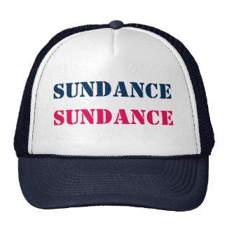 SUNDANCE Sun Dance Sun+Dance Film Festival USA Fun Cap