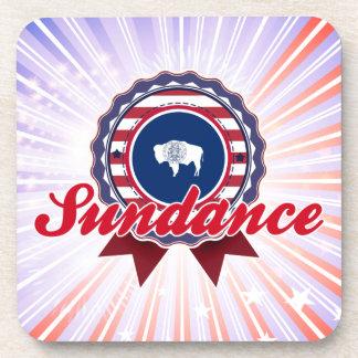 Sundance WY Beverage Coaster