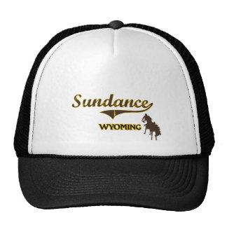 Sundance Wyoming City Classic Hat