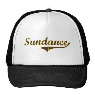 Sundance Wyoming Classic Design Mesh Hat