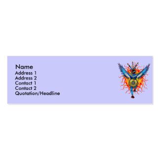 Sundancer Profile Card Business Card Templates