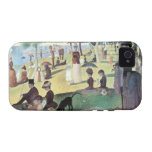 Sunday Afternoon, Island La Grande Jatte by Seurat Vibe iPhone 4 Covers