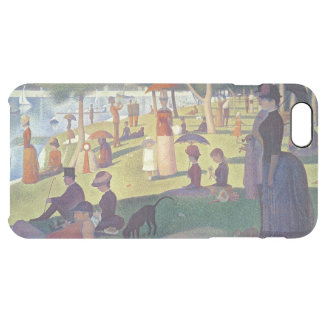 Sunday Afternoon on the Island of La Grande Clear iPhone 6 Plus Case