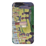 Sunday Afternoon on the Island of La Grande Jatte Cases For iPhone 4