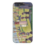Sunday Afternoon on the Island of La Grande Jatte iPhone 5/5S Covers
