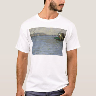 Sunday Atmosphere on the Elbe T-Shirt