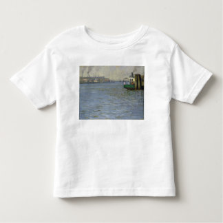 Sunday Atmosphere on the Elbe Toddler T-Shirt