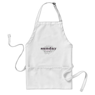 Sunday Brunch Standard Apron