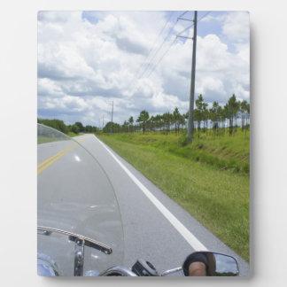 Sunday Drive Photo Plaque