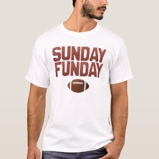 Sunday Funday - Football Edition T-Shirt