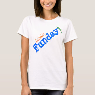 Sunday Funday- Girls T-Shirt