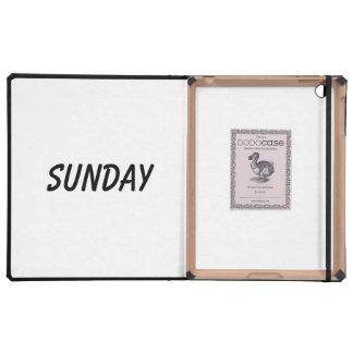 sunday iPad cases