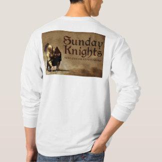 Sunday Knights Faith and Fitness Group T-Shirt