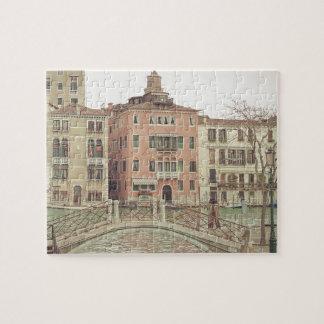 Sunday Morning in Venice Jigsaw Puzzle