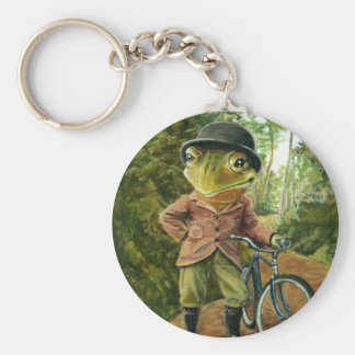 Sunday Ride Key Ring