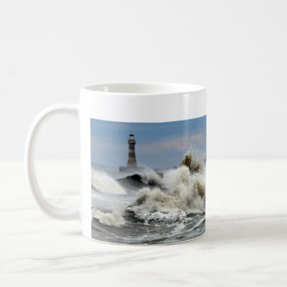 Sunderland - Roker Pier & Lighthouse Coffee Mug