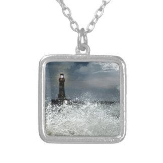 Sunderland - Roker Pier & Lighthouse Pendant