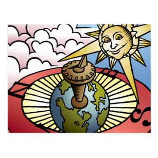 Sundial Postcards