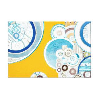 Sundog Canvas Stretched Canvas Print