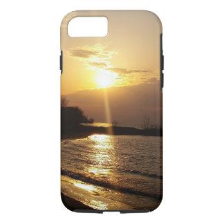 Sundown on the Lake iPhone 8/7 Case