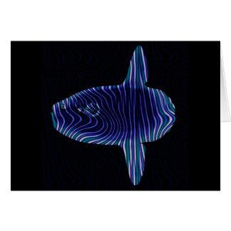 Sunfish Dream Greeting Card (Blank)