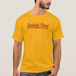 Sunfish Pond - Del. Water Gap T-Shirt