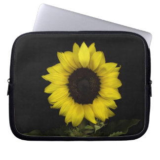 Sunflower 11 laptop sleeve