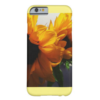 Sunflower Addiction Barely There iPhone 6 Case